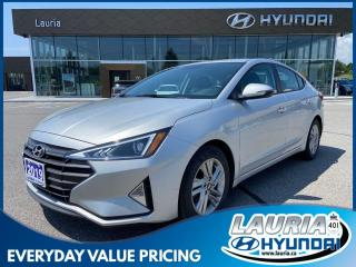 Used 2019 Hyundai Elantra Preferred Auto - Apple Carplay / Low kms for sale in Port Hope, ON