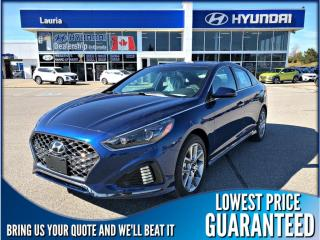 New 2019 Hyundai Sonata 2.0T Ultimate Auto for sale in Port Hope, ON