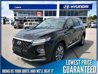 New 2019 Hyundai Santa Fe 2.4L AWD Preferred w/Dark Chrome Accents for sale in Port Hope, ON