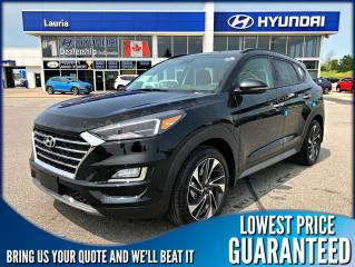 New 2019 Hyundai Tucson 2.4L AWD Ultimate - DEMO for sale in Port Hope, ON