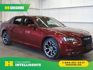 Used 2018 Chrysler 300 S CUIR-BLUETOOTH for sale in St-Léonard, QC