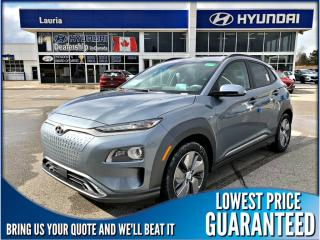 New 2019 Hyundai KONA Electric Ultimate Auto for sale in Port Hope, ON