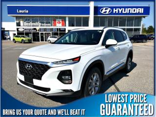 New 2019 Hyundai Santa Fe 2.4L FWD Essential w/Safety Pkg for sale in Port Hope, ON