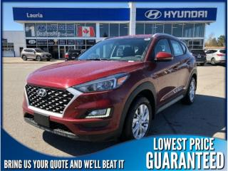 New 2019 Hyundai Tucson 2.0L FWD Preferred Auto for sale in Port Hope, ON