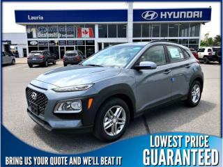 New 2019 Hyundai KONA 2.0L AWD Essential Auto for sale in Port Hope, ON