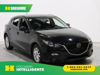 Used 2016 Mazda MAZDA3 GS A/C GR ÉLECT for sale in St-Léonard, QC