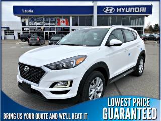 New 2019 Hyundai Tucson 2.0L FWD Preferred Auto for sale in Port Hope, ON