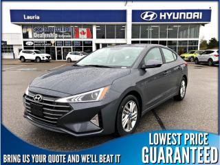 New 2019 Hyundai Elantra Preferred Auto w/Sun & Safety Pkg for sale in Port Hope, ON