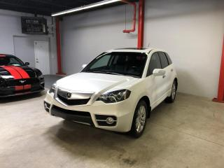 Used 2011 Acura RDX TECH PACK., GPS, INT., EN CUIR, TOIT OUV for sale in Montréal, QC
