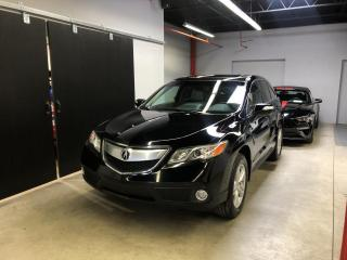 Used 2014 Acura RDX TECH PACK., GPS, INT., EN CUIR, TOIT OUV for sale in Montréal, QC