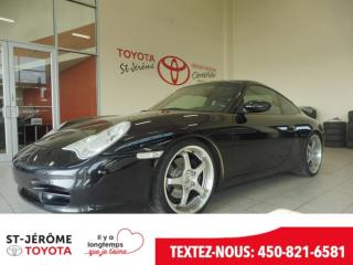 Used 2002 Porsche 911 CARRERA 2 for sale in Mirabel, QC