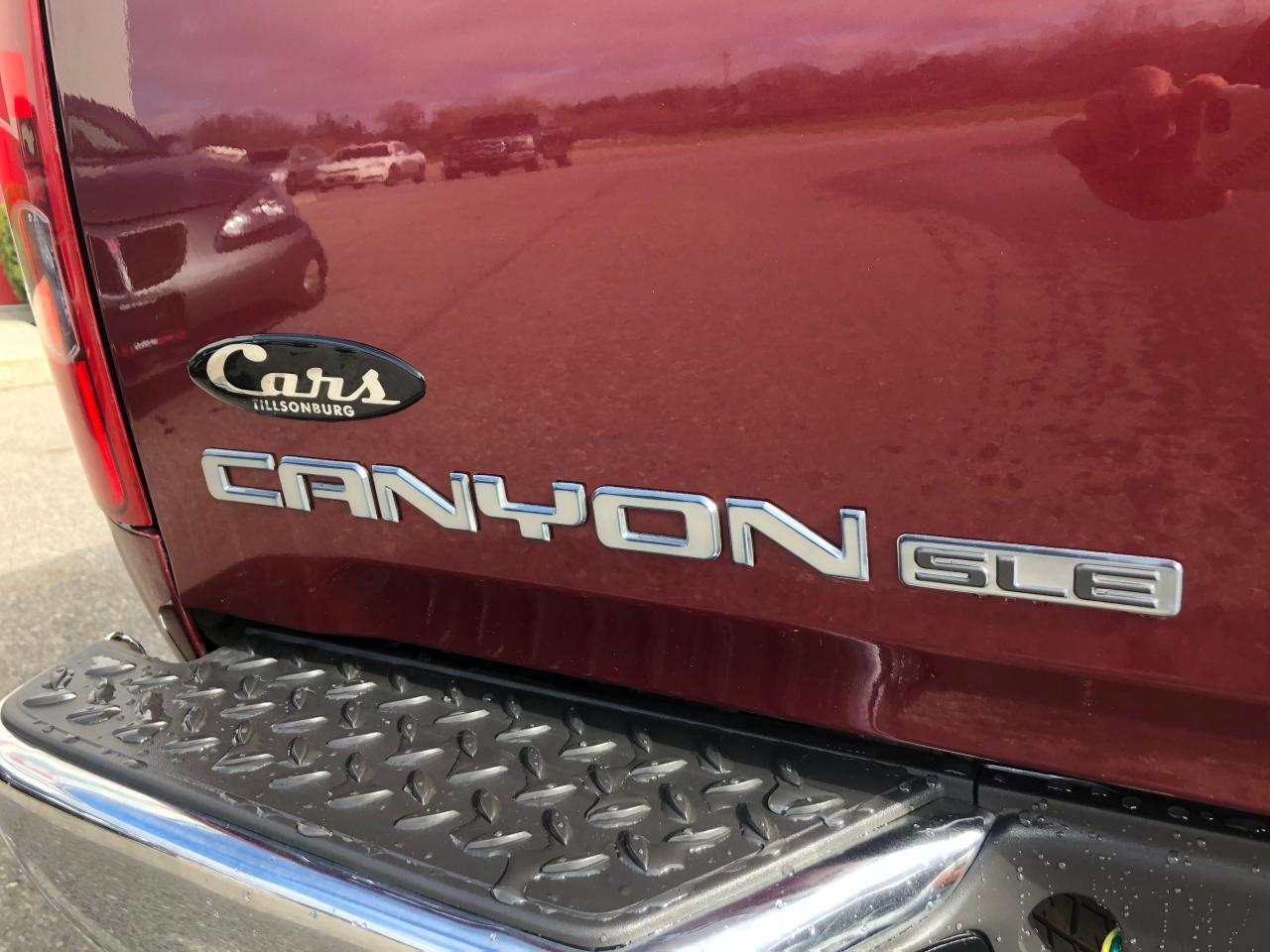 2009 GMC Canyon