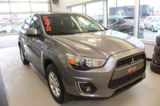 Used 2015 Mitsubishi RVR SE 2RM CVT MAIN LIBRE CELLULAIRE for sale in Lévis, QC
