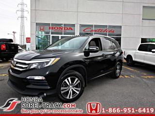 Used 2016 Honda Pilot 4WD 4dr EX-L w/GPS for sale in Sorel-Tracy, QC
