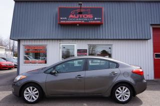 Used 2014 Kia Forte for sale in Lévis, QC