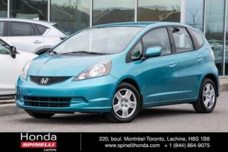 Used 2014 Honda Fit Lx Deal Pending Ac for sale in Lachine, QC