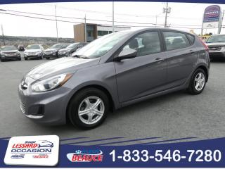 Used 2014 Hyundai Accent 5 portes,GL SIEGES CHAUFFANTS for sale in St-Georges, QC