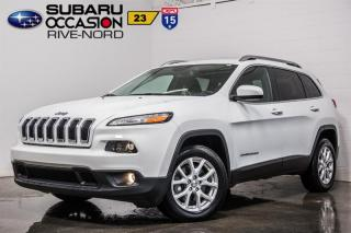 Used 2014 Jeep Cherokee North V6 MAGS+CAM.RECUL+BLUETOOTH for sale in Boisbriand, QC