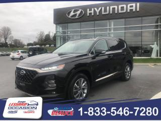 Used 2019 Hyundai Santa Fe 2.4L Preferred AWD (PREFERENCE) for sale in St-Georges, QC