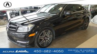 Used 2014 Mercedes-Benz C-Class C 350 COUPE 4MATIC for sale in Laval, QC