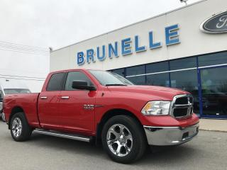 Used 2016 RAM 1500 SLT 3,0L ecodiesel for sale in St-Eustache, QC