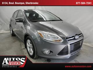 Used 2012 Ford Focus Se + Bas Kilo for sale in Sherbrooke, QC