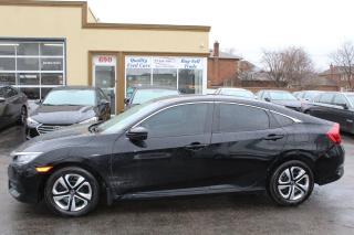 Used 2017 Honda Civic LX for sale in Brampton, ON