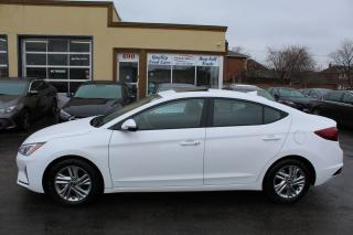 Used 2019 Hyundai Elantra Preferred Sun & Safety Pkg. for sale in Brampton, ON