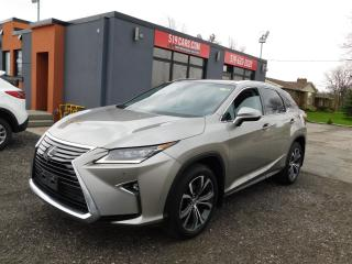 Used 2017 Lexus RX 350 NAVIGATION|PANO ROOF|360 CAMERA for sale in St. Thomas, ON