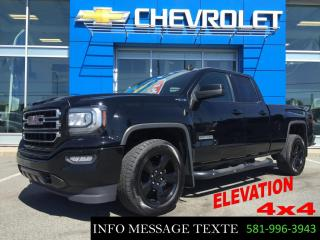 Used 2017 GMC Sierra 1500 Elevation, Mags 20 for sale in Ste-Marie, QC
