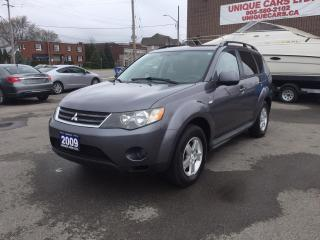 Used 2009 Mitsubishi Outlander LS for sale in Burlington, ON