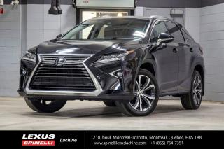 Used 2017 Lexus RX 350 Luxe Awd; Cuir Toit for sale in Lachine, QC