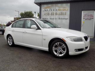 Used 2011 BMW 328i ***328i,XDRIVE,AWD,CUIR,TOIT,AUTOMATIQUE for sale in Longueuil, QC