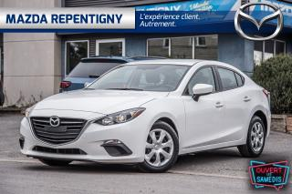 Used 2016 Mazda MAZDA3 GX CONFORT ET COMMODITÉ for sale in Repentigny, QC