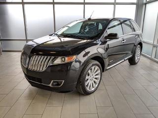 Used 2013 Lincoln MKX Limited, Heated Steering, THX Audio, Heated & Cooled Front Seating for sale in Edmonton, AB