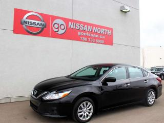 Used 2017 Nissan Altima for sale in Edmonton, AB