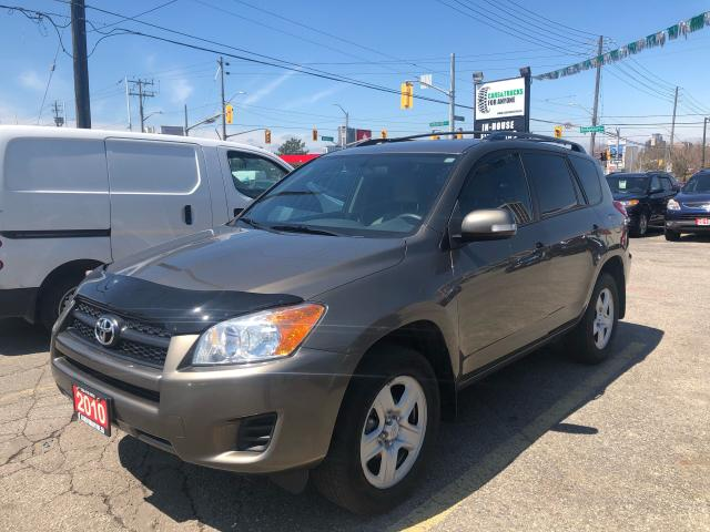 2010 Toyota RAV4 AWD l No Accidents l Aux