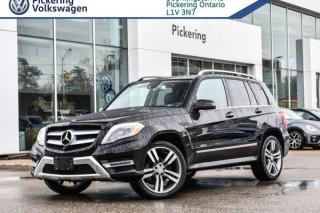 Used 2014 Mercedes-Benz GLK-Class GLK 250 BlueTEC for sale in Pickering, ON
