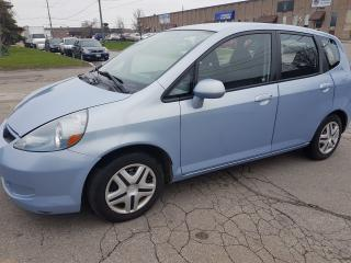 Used 2008 Honda Fit for sale in North York, ON