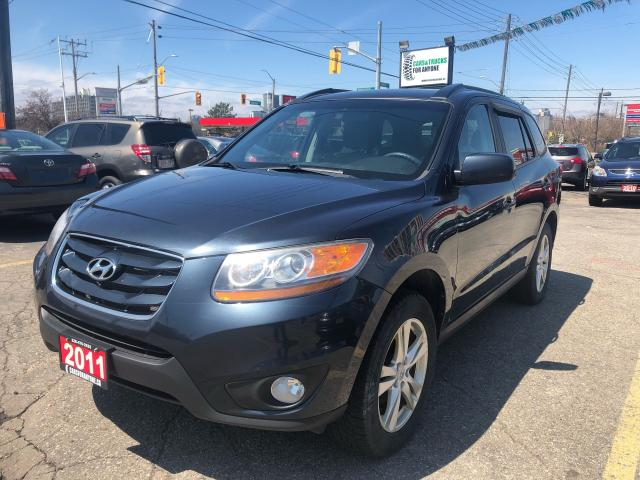 2011 Hyundai Santa Fe AWD l Alloy l Heated Seats l Bluetooth