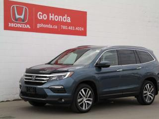 Used 2018 Honda Pilot Touring for sale in Edmonton, AB