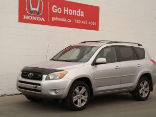 Used 2006 Toyota RAV4 SPORT AWD - FINANCING AVAILABLE for sale in Edmonton, AB