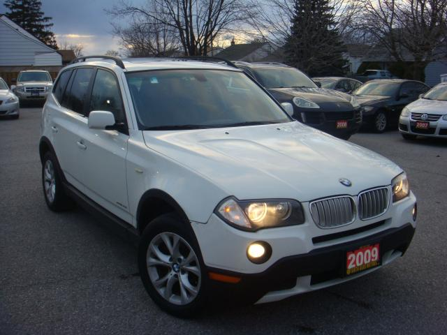2009 BMW X3 30i Panoramic Sunroof/Leather