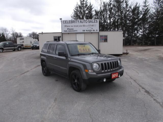 2012 Jeep Patriot 4X4 NORTH EDITION