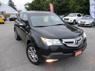 Used 2009 Acura MDX Tech Pkg Navigation/Leather for sale in Ajax, ON