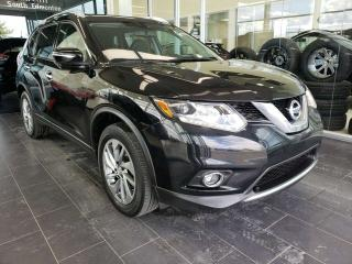 Used 2015 Nissan Rogue HEATED SEATS, NAVIGATION, BLUETOOTH, KEYLESS ENTRY/IGNITION for sale in Edmonton, AB