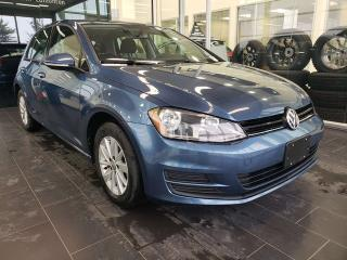 Used 2017 Volkswagen Golf TRENDLINE, HEATED SEATS, REAR VIEW CAMERA for sale in Edmonton, AB