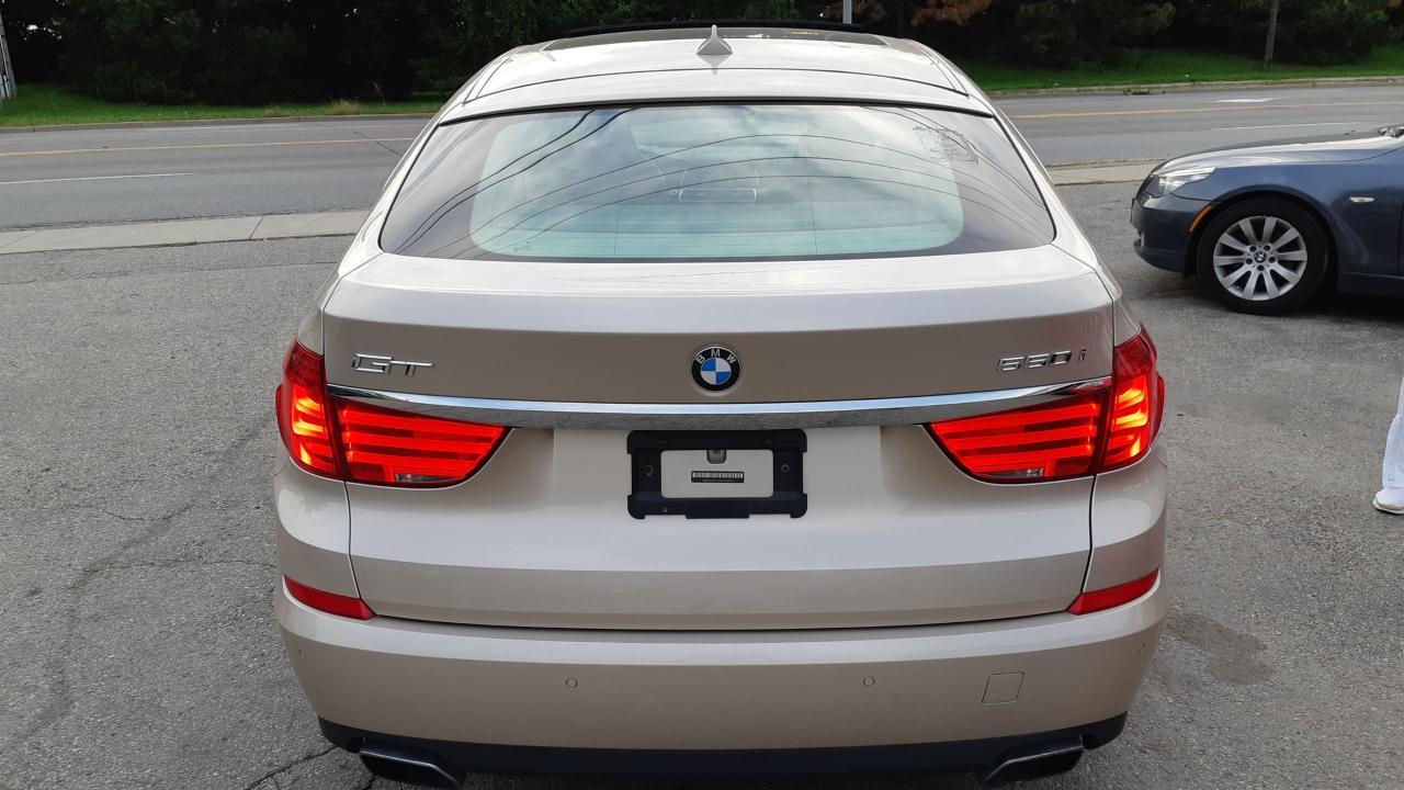 2010 BMW 5 Series 550i