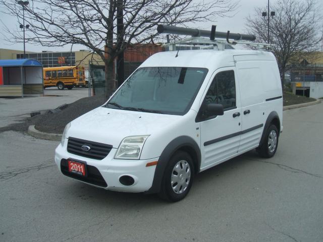 2011 Ford Transit Connect XLT LADDER RACK REAR SHELVES
