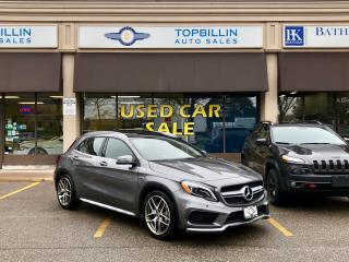 Used 2015 Mercedes-Benz GLA GLA 45 AMG, Fully Loaded, Clean CARFAX for sale in Vaughan, ON